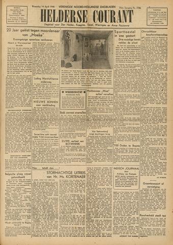 Heldersche Courant 1948-04-14