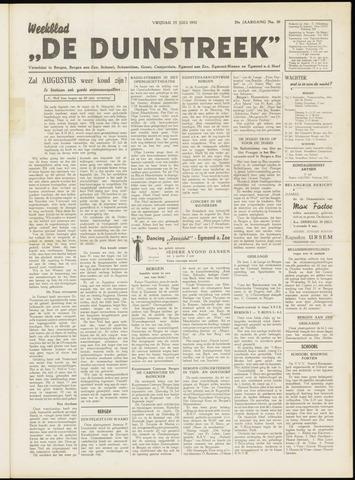 De Duinstreek 1952-07-25
