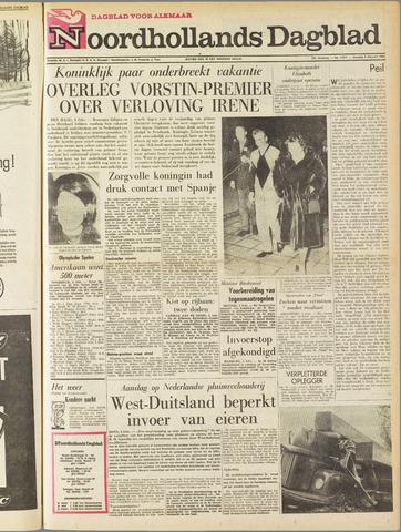 Noordhollands Dagblad : dagblad voor Alkmaar en omgeving 1964-02-04