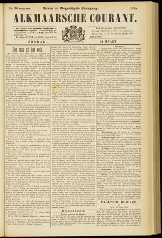 Alkmaarsche Courant 1895-03-24