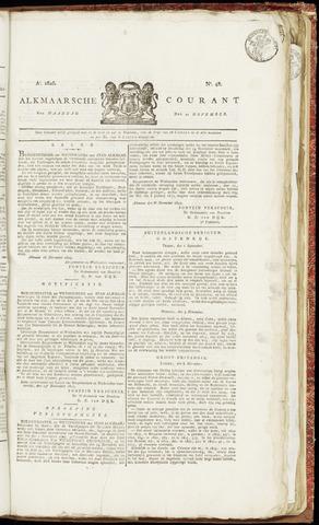 Alkmaarsche Courant 1825-11-21