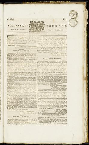 Alkmaarsche Courant 1837-01-02