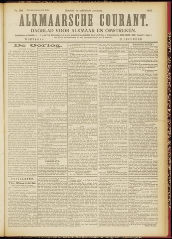 Alkmaarsche Courant 1916-12-27