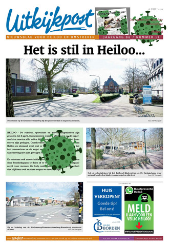 Uitkijkpost : nieuwsblad voor Heiloo e.o. 2020-03-18