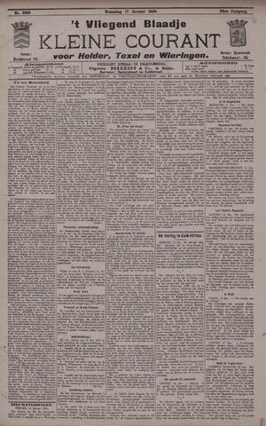 Vliegend blaadje : nieuws- en advertentiebode voor Den Helder 1900-01-17