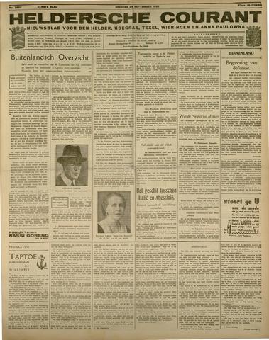 Heldersche Courant 1935-09-24