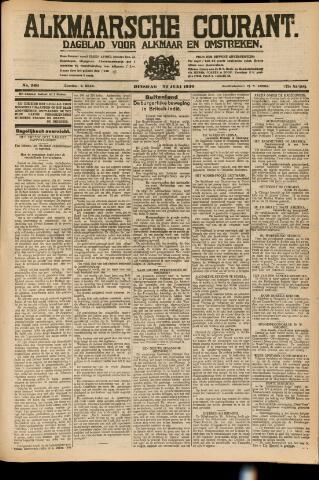 Alkmaarsche Courant 1930-06-24