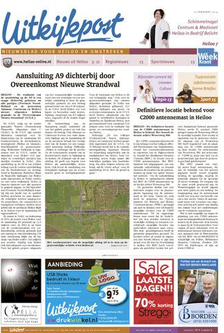 Uitkijkpost : nieuwsblad voor Heiloo e.o. 2014-02-12