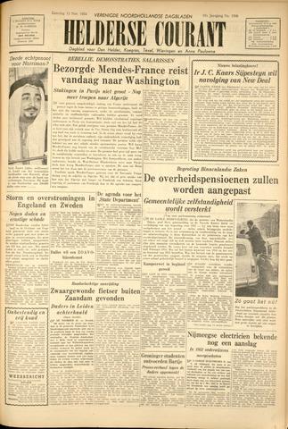Heldersche Courant 1954-11-13