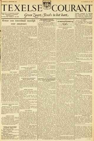 Texelsche Courant 1960-09-21