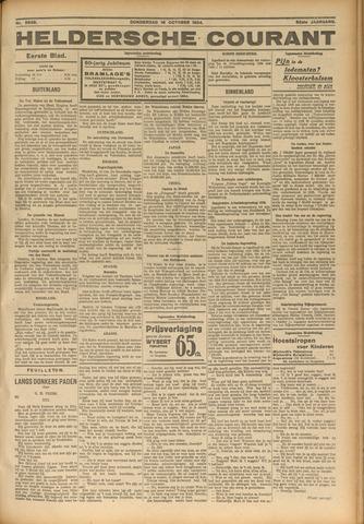 Heldersche Courant 1924-10-16