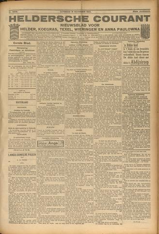 Heldersche Courant 1924-11-15