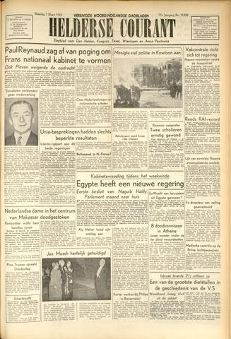 Heldersche Courant 1952-03-03