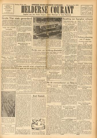 Heldersche Courant 1949-05-28