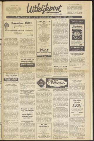 Uitkijkpost : nieuwsblad voor Heiloo e.o. 1969-11-19