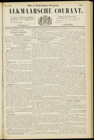 Alkmaarsche Courant 1891-10-09