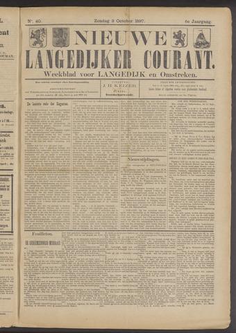 Nieuwe Langedijker Courant 1897-10-03