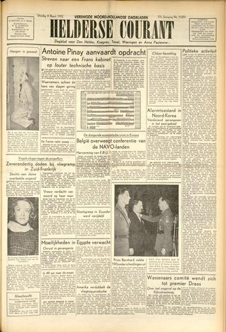 Heldersche Courant 1952-03-04