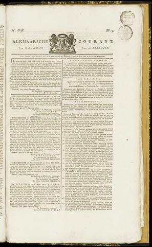 Alkmaarsche Courant 1838-02-26