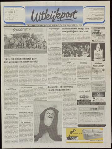 Uitkijkpost : nieuwsblad voor Heiloo e.o. 2000-09-27