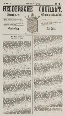Heldersche Courant 1872-05-22