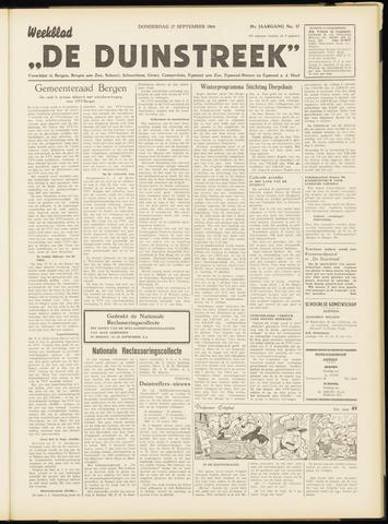 De Duinstreek 1964-09-17
