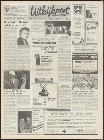 Uitkijkpost : nieuwsblad voor Heiloo e.o. 1988-04-20