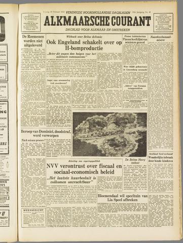 Alkmaarsche Courant 1955-02-18