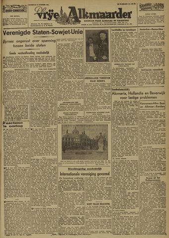 De Vrije Alkmaarder 1946-10-19