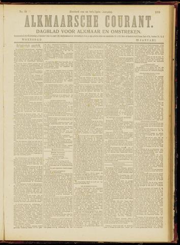 Alkmaarsche Courant 1919-01-22