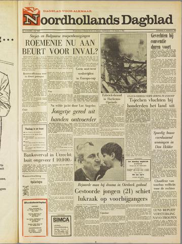 Noordhollands Dagblad : dagblad voor Alkmaar en omgeving 1968-08-31