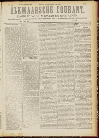Alkmaarsche Courant 1916-06-17