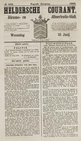 Heldersche Courant 1869-06-23