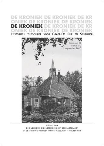 De Kroniek : Graft-de Rijp en Schermer 2013-09-01