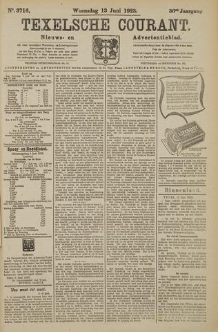 Texelsche Courant 1923-06-13