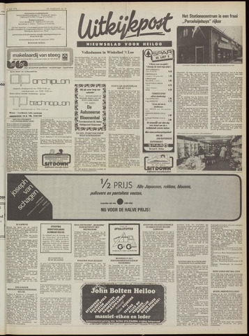 Uitkijkpost : nieuwsblad voor Heiloo e.o. 1978-07-19