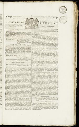 Alkmaarsche Courant 1835-10-05