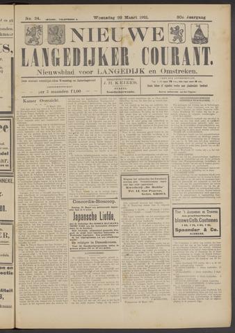 Nieuwe Langedijker Courant 1921-03-23