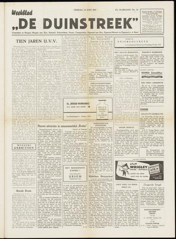 De Duinstreek 1955-06-24