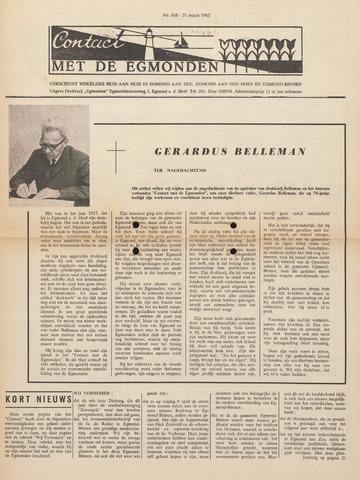 Contact met de Egmonden 1965-04-01