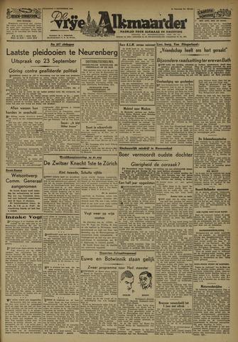 De Vrije Alkmaarder 1946-09-02
