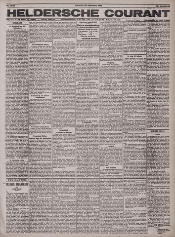 Heldersche Courant 1919-02-25