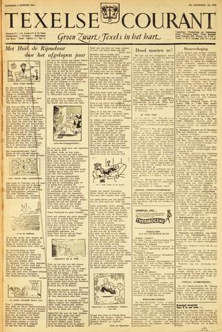 Texelsche Courant 1954