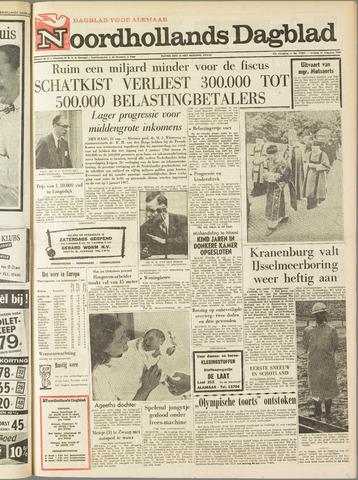 Noordhollands Dagblad : dagblad voor Alkmaar en omgeving 1964-08-21