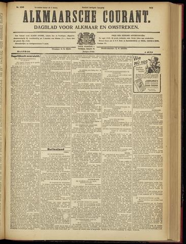 Alkmaarsche Courant 1928-06-04