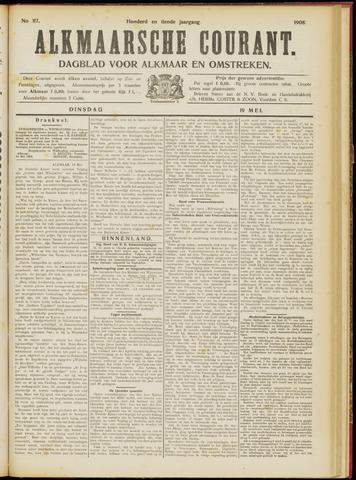 Alkmaarsche Courant 1908-05-19