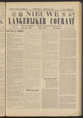 Nieuwe Langedijker Courant 1929-08-01