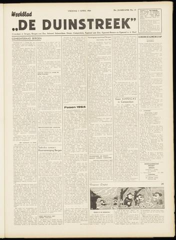 De Duinstreek 1964-04-03