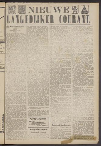Nieuwe Langedijker Courant 1921-04-01