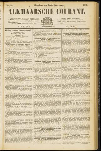 Alkmaarsche Courant 1901-05-10